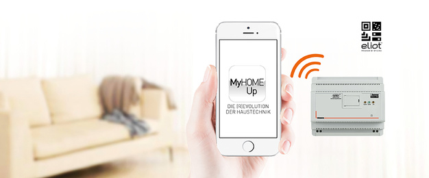MyHOME / MyHOME_Up bei Kothhuber Elektro in München